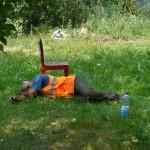 Программа ремонта внутридворовых территорий в городе Орле провалена